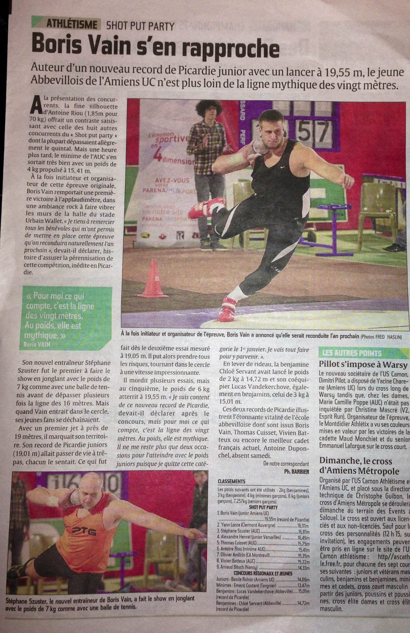 Courier Picard 04.12.12