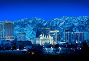 Salt Lake City, Utah USA